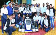 'मारुती सुझूकी सुप्रा इंडिया' स्पर्धेत निगडीतील कॉलेज ऑफ इंजिनिअरिंगने मिळवले उपविजेते पद