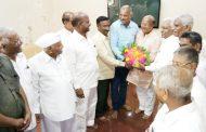 कुरूंदवाडचे नगराध्यक्ष जयराम बापू पाटील यांचा वाढदिवस उत्साहात साजरा