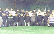 उत्कर्ष स्पोर्ट्स अँड हेल्थ क्लब यांच्या वतीने फुटबॉल स्पर्धेचे आयोजन ; स्पर्धेत शहरातील २४ संघानी घेतला सहभाग