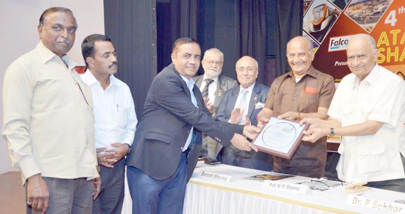 पिंपरी- चिंचवड महापालिकेला 'अटलशास्त्र मार्केनॉमी' पुरस्कार