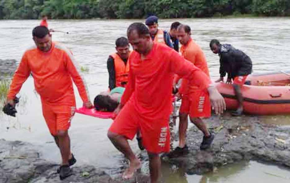 मावळातील कुंडमळ्यात पाण्याच्या प्रवाहात बुडालेल्या तरुणीचा मृतदेह सापडला