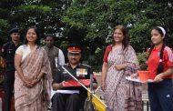 स्वातंत्र्य दिनानिमित्त गोयल गंगा इंटरनैशनल स्कूलमध्ये वन प्रकल्पाचा शुभारंभ