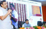 स्वायत्ततेचा वापर करून भारताला महासत्ता बनविण्यासाठी हातभार लावावा – शिक्षणमंत्री विनोद तावडे