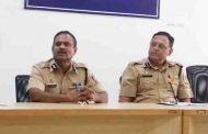 पोलीस, पोलीस ठाण्यात नाही तर समाजात दिसायला हवेत : पोलीस आयुक्त आर के पद्मनाभन(व्हिडीओ)
