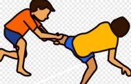 महापालिकेच्या आयोजित शालेय कबड्डी स्पर्धेत पराभूत संघाच्या शिक्षकाकडून विजयी खेळाडूंना मारहाण