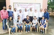 एस बी पाटील ज्यु कॉलेजची सुरभी शर्मा बुद्धिबळ स्पर्धेत प्रथम