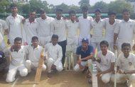 'आझम स्पोर्ट्स अकॅडमी'ला सदू शिंदे सिनियर मेन्स क्रिकेट २०१८ स्पर्धेत जेते पद