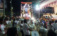 पिंपरी चिंचवड शहरात लाडक्या बाप्पांना भावपूर्ण वातावरणात निरोप
