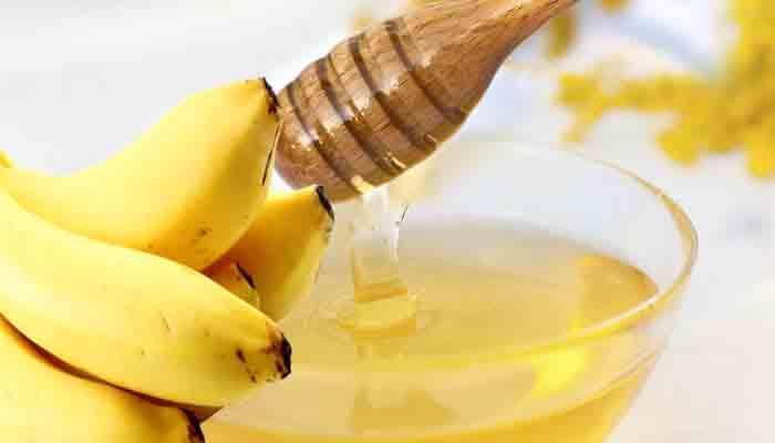 केळं आणि मध