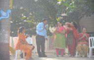 गोयल गंगा इंटरनैशनल स्कूल मध्ये बालदिन साजरा