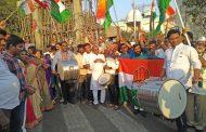 काँग्रेसला निर्णायक साथ : पिंपरीत काँग्रेस कार्यकर्त्यांचा जल्लोष