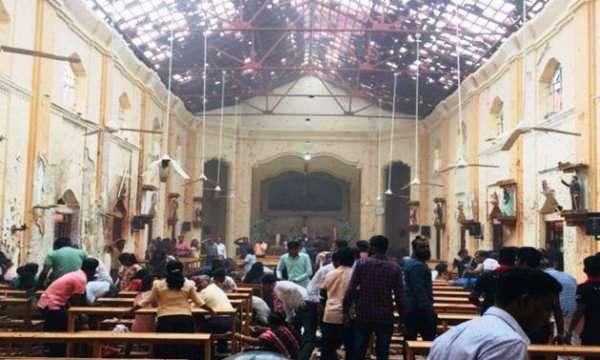 श्रीलंकेमध्ये साखळी बॉम्बस्फोट : मृतांचा आकडा २०० वर