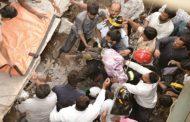 कासारवाडीत इमारतीची भिंत कोसळूनसहा वर्षे मुलाचा मृत्यू