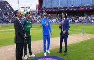 पाकिस्तानचा नाणेफेक जिंकत गोलंदाजीचा निर्णय
