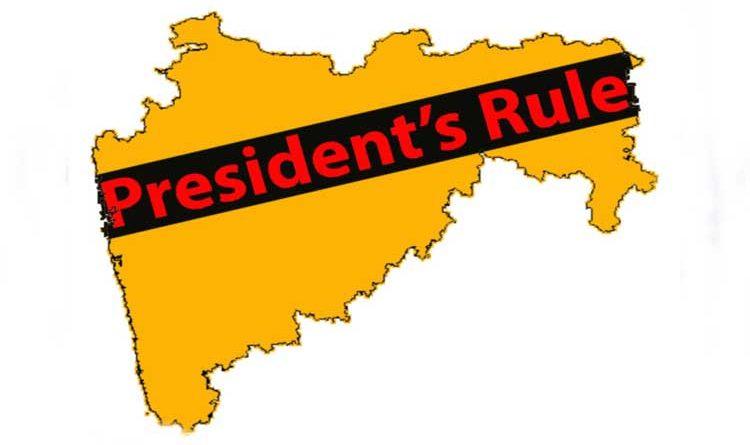 राष्ट्रपती राजवट म्हणजे काय?; जाणून घ्या या आधी महाराष्ट्रात कधी लागू झाली होती ही राजवट