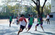 महापौर चषक बास्केटबॉल स्पर्धेत ग्लोबल स्कूल अंतिम फेरीत