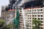 मुंबईतील माझगाव परिसरात असलेल्या जीएसटी भवनला भीषण आग…
