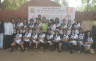 महापौर चषक फुटबॉल स्पर्धेत मुलींमध्ये रुपीनगर विद्यालय, ग्लोबल स्कूल विजयी