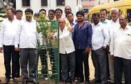 जागतिक पर्यावरण दिनानिमित्त वृक्षारोपण