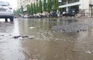 पिंपळे सौदागर, रहाटणीत दमदार पाऊस
