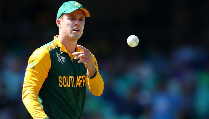 क्रिकेटर एबी डिविलियर्सने घेतली आंतराष्ट्रीय क्रिकेटमधून निवृत्ती