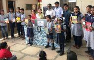 रोटरी क्लब ऑफ आकुर्डीतर्फे विद्यार्थ्यांना क्रांतीकारक, विज्ञानाच्या माहितीपर पुस्तकांचे वाटप