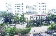 वायसीएम रुग्णालयाच्या दुसऱ्या मजल्यावरुन उडी मारून रुग्णाचा आत्महत्येचा प्रयत्न; वायसीएम रुग्णालयाची सुरक्षा रामभरोसे