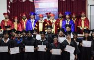 'पी ए इनामदार कॉलेज ऑफ व्हिजुअल इफेक्ट' डिझाईन, आर्ट 'मध्ये पदवी प्रदान सोहळा