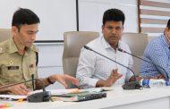 प्रधानमंत्री आवास योजनेचे प्रस्ताव सादर करा- जिल्हाधिकारी नवल किशोर राम