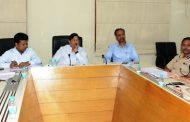 पालकमंत्री गिरीश बापट यांच्या अध्यक्षतेखाली बाल लैंगिक अत्याचार आढावा बैठक संपन्न