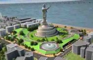 डॉ. बाबासाहेब आंबेडकरांचा पुतळा तब्बल 100 फुटांनी कमी केल्याने स्मारक वादात : आनंदराज आंबेडकरांचा आरोप