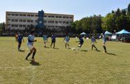 युवोत्सव फुटबॉल स्पर्धेत इंदिरा कॉलेजची विजयी सलामी