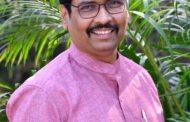 भारतीय जनता पार्टीच्या महाराष्ट्र मुख्य प्रवक्ते केशव उपाध्ये यांची निवड